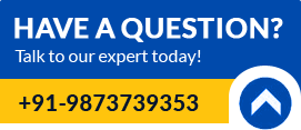 Talk to our expert today!